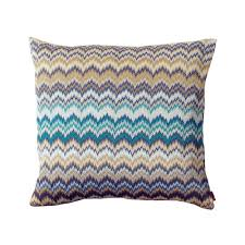 prudence cushion 170 40x40cm missoni pillows and room