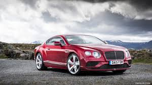 bentley 2016 2016 bentley continental gt speed coupe candy red front hd