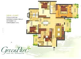 sare crescent parc green parc gurgaon 3 u0026 4 bhk apartments
