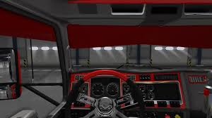 2016 kenworth cabover kenworth t800 2016 edit v2 0 for ats euro truck simulator 2 mods