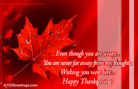 missing you on thanksgiving free ecards greeting cards