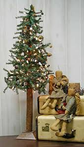decorate alpine tree foot primitive alpine