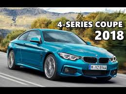 bmw 4 series coupe bmw 4 series coupe 2018 in depth look