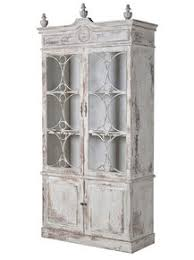 Distressed Black Bookcase Furniture French Country Furniture French Living Room