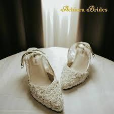 wedding shoes jakarta murah achiera wedding shoes
