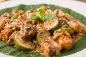 cuisine indonesienne rujak cingur salade de surabaya cuisine indonésienne banque d