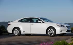 lexus hybrid coupe 2013 lexus es first drive motor trend