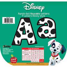 101 dalmatians spots classroom letters eureka