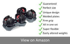 amazon black friday dumbbell top 10 best features of bowflex selecttech adjustable dumbbells