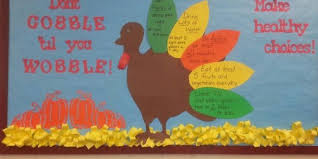 thanksgiving bulletin board healthy thanksgiving blessings
