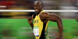 Newest Internet Meme - usain bolt s smiling face is the newest olympic internet meme