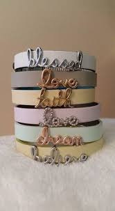 blessed bracelet aliexpress buy keep blessed believe faith charm