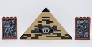 Illuminati Flag Lego Illuminati Illuminati And Lego