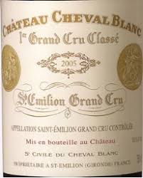 learn about chateau cheval blanc 2005 château cheval blanc bordeaux libournais st