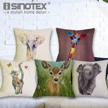 popular giraffe print pillows buy cheap giraffe print pillows lots