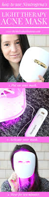 benefits of light therapy the benefits of light therapy for acne diary of a debutante
