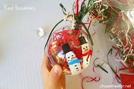 diy kid s handprint ornament real housemoms