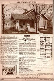 Sears Catalog Homes Floor Plans by A Sears Avalon In Perry Oklahoma Oklahoma Houses By Mail