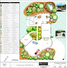 Patio Design Software Landscape Plan With Patio Design Software Gallery Modern Garden