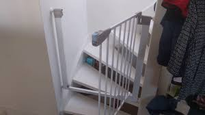 Amazon Stair Gate Lindam Sure Shut Orto Safety Gate Review Flaw In The Auto Closing
