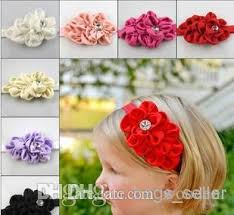 cheap headbands cheap headbands for girl flower diamond western style mix 0301b11