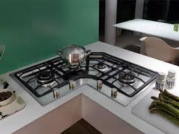 cucine con piano cottura ad angolo guida alla scelta piano cottura ad angolo piani cottura