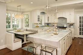 stylish kitchen stylish kitchen with turquoise inserts by harry braswell inc