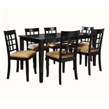 Contemporary Dining Room Tables And Chairs by 7 Piece Kitchen U0026 Dining Room Sets You U0027ll Love Wayfair