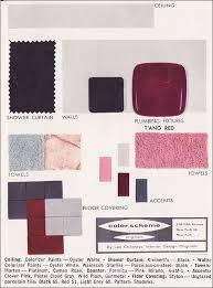 Bathroom Ideas Vintage Colors 32 Best Mid Century Bathroom Images On Pinterest Mid Century