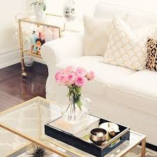 Gold Living Room Ideas 101 Amazing Pieces You U0027d Never Guess Were From Homegoods You Ve