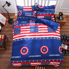American Flag Duvet Captain America Bedding U2013 Varietyonex