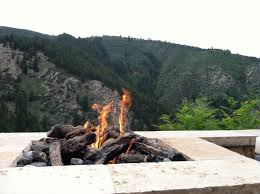 Personalized Fire Pit by Custom Firepits And Inserts Colorado Comfort Products Inc