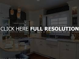 backsplash black tile kitchen backsplash kitchen white kitchen