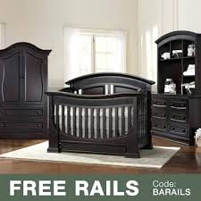 Stratford Convertible Crib Baby Davenport Crib White Appleseed Stratford Assembly Nursery Carum