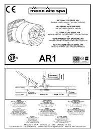 meccalte generator wiring diagram wiring diagrams schematics