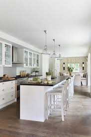 Kitchen Island Seating Ideas Best 25 Long Kitchen Ideas On Pinterest Kitchen Seating Area