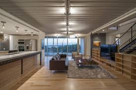 shipping container home interior jetson green dallas builds luxurious shipping container home