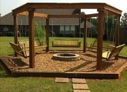 Backyard Smokers Plans Fire Pit Porch Swing U2013 Jackiewalker Me