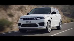 2018 range rover sport driving film youtube