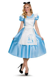 Tron Halloween Costumes Classic Alice Deluxe Costume