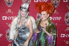 bette midler slays halloween with the only costume that matters