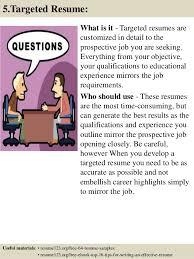 top 8 business development specialist resume samples
