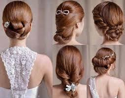 tutorial sirkam rambut panjang gaya rambut pas buat wisuda yang bisa dibikin sendiri lumayan buat