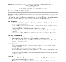 resume exle retail resume objectives template general objectivetended for