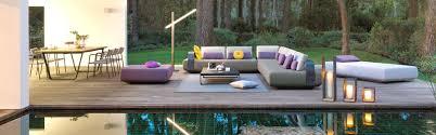 mobilier exterieur design mobilier de jardin design sifas outdoor dedon flexform royal