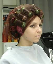 pin by zsófia pink on hair rollers and curlers pinterest hair