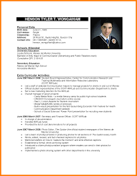 how to write a formal resume resume template elegant burnt orange