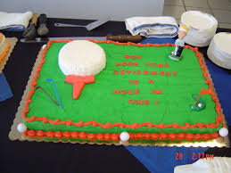 golf themed retirement cake cakecentral com
