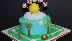 softball cupcakes cakecentral com