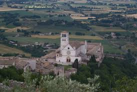 Assisi Italy Map by Papal Basilica Of St Francis Of Assisi Church In Mallorca